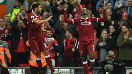 Liverpool vs Huddersfield. - INDOSPORT