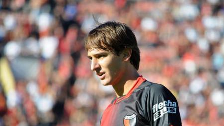 Mariano Bittolo saat memperkuat Cordoba CF. - INDOSPORT