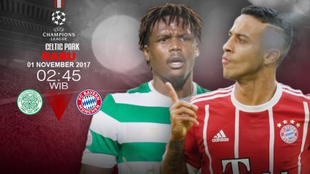 Prediksi Celtic vs Bayern Munchen. - INDOSPORT