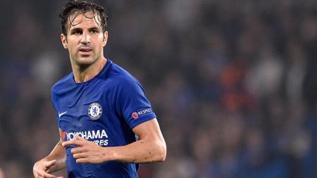 Cesc Fabregas, playmaker Chelsea. - INDOSPORT