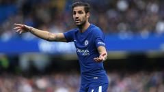 Indosport - Cesc Fabregas, playmaker Chelsea.