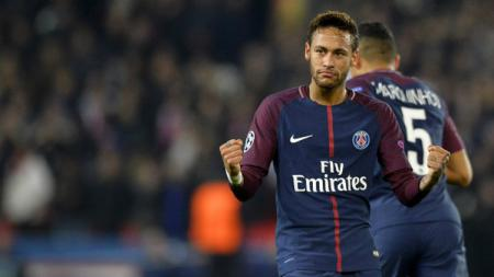 Paris Saint-Germain vs Anderlecht. - INDOSPORT