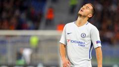Indosport - Eden Hazard merasa Piala Dunia 2018 masih membuatnya kelelahan hingga saat ini.