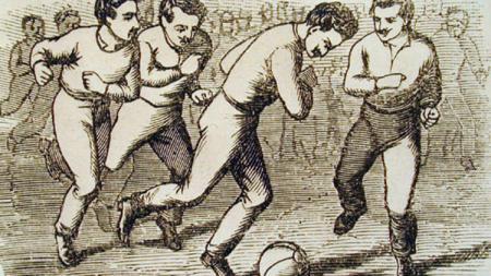 Berikut adalah 5 hal yang dilarang dalam suatu pertandingan sepak bola. - INDOSPORT