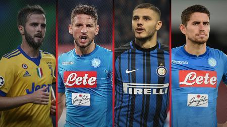 4 Bintang Serie A - INDOSPORT