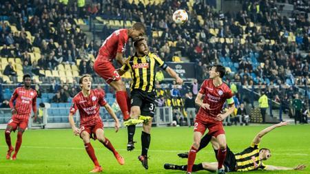 Vitesse vs SV Zulte Waregem. - INDOSPORT