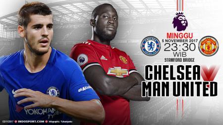 Prediksi Chelsea vs Manchester United - INDOSPORT
