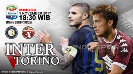Prediksi Inter Milan vs Torino - INDOSPORT