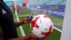 Indosport - Teknologi garis gawang