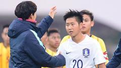 Indosport - Pemain muda Korea Selatan,Lee Kang-in, berhasil melakoni debut bersama Valencia.
