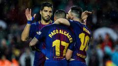 Indosport - Atletico Madrid kian dekat boyong Bintang buangan Barcelona, Paco Alcacer dari Borussia Dortmund.