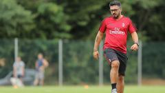 Indosport - Pelatih tim Primavera AC Milan, Gennaro Gattuso.