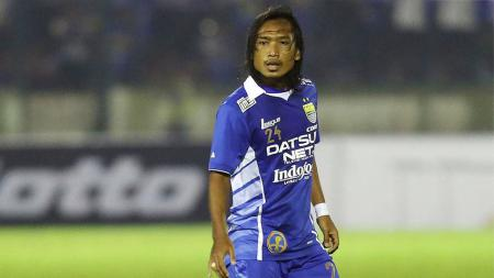 Pemain Persib Bandung, Hariono. - INDOSPORT