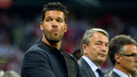 Michael Ballack buka suara soal peluang bintang RB Leipzig, Timo Werner, merapat ke Liverpool. - INDOSPORT