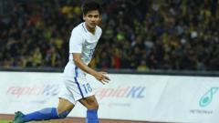Indosport - Muhammad Akhyar Abdul Rashid