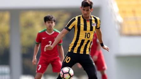 Malaysia U-19 vs Indonesia U-19. - INDOSPORT