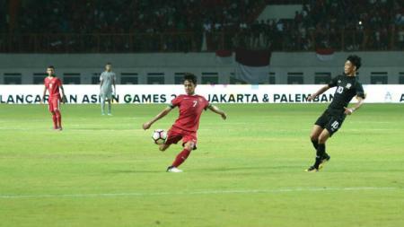 Persita Tangerang nampaknya belum berhenti mendatangkan pemain untuk menambah kekuatan jelang Liga 1 2020. - INDOSPORT