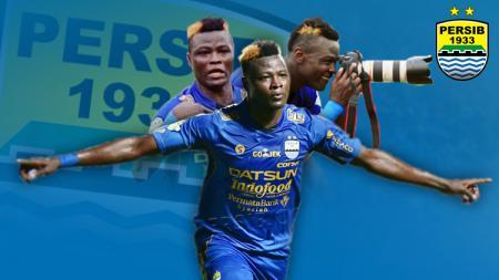Pentas Liga 1 dihiasi oleh sejumlah pemain asing yang betah merumput di Indonesia dan memiliki kualitas ketajaman mumpuni. - INDOSPORT