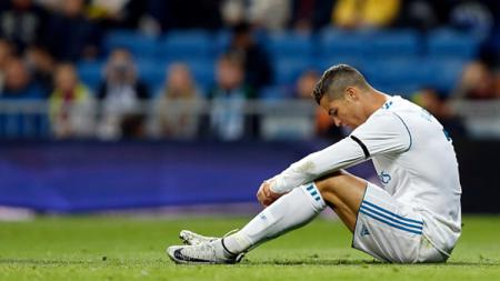 Cristiano Ronaldo kembali gagal cetak gol saat lawan Las Palmas. - INDOSPORT