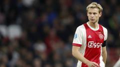 Indosport - Pemain Ajax Amsterdam, Frenkie de Jong.