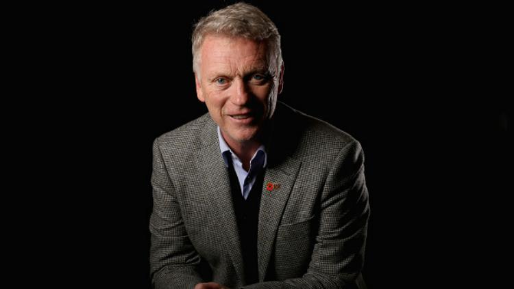 David Moyes resmi menjadi pelatih West Ham United. Copyright: INDOSPORT