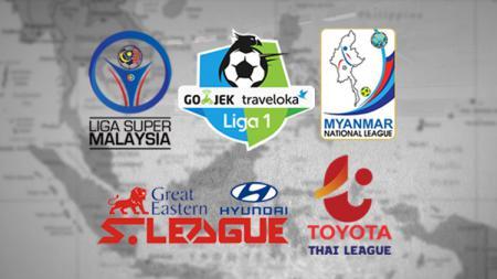 Kompetisi Liga di Asia Tenggara. - INDOSPORT