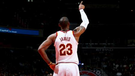 Bintang Cleveland Cavaliers, LeBron James. - INDOSPORT