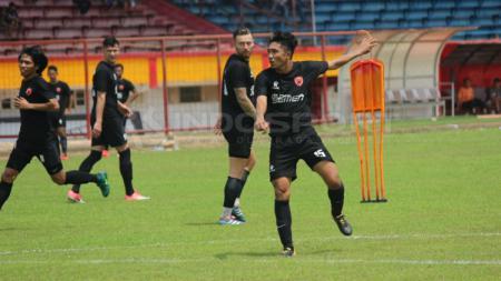 Pemain muda PSM Makassar, Muhammad Arfan. - INDOSPORT