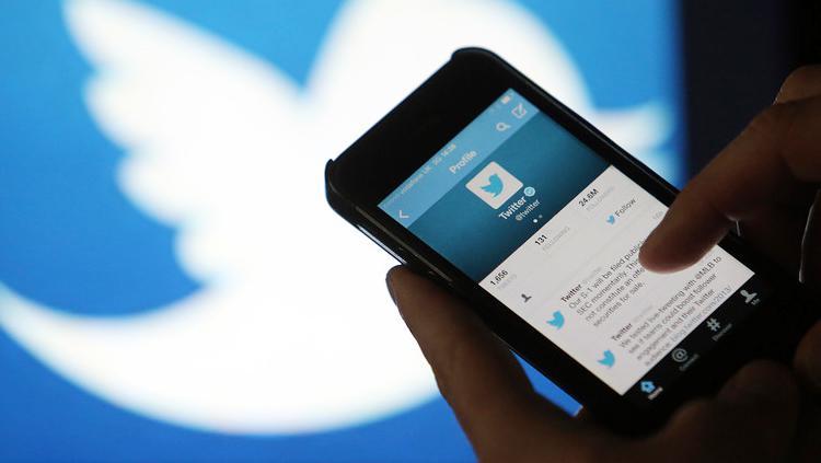 Aplikasi Twitter. Copyright: Istimewa