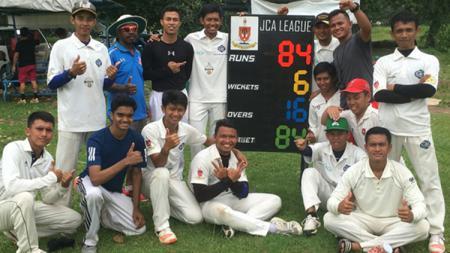 Tim Kriket DKI Jakarta - INDOSPORT