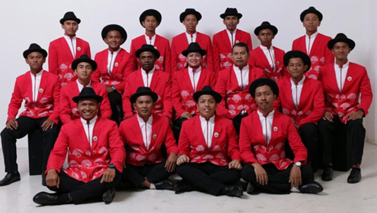 Tim Kriket DKI Jakarta Copyright: Wahyu Septiana/INDOSPORT