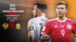 Prediksi Rusia vs Argentina.