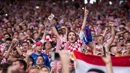 Supporter Kroasia - INDOSPORT