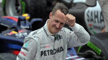 Legenda Formula 1, Michael Schumacher. - INDOSPORT