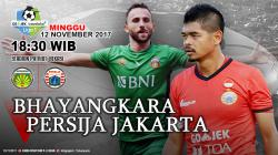 Prediksi Bhayangkara FC vs Persija Jakarta.