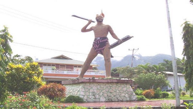 Patung Marilonga Copyright: Internet