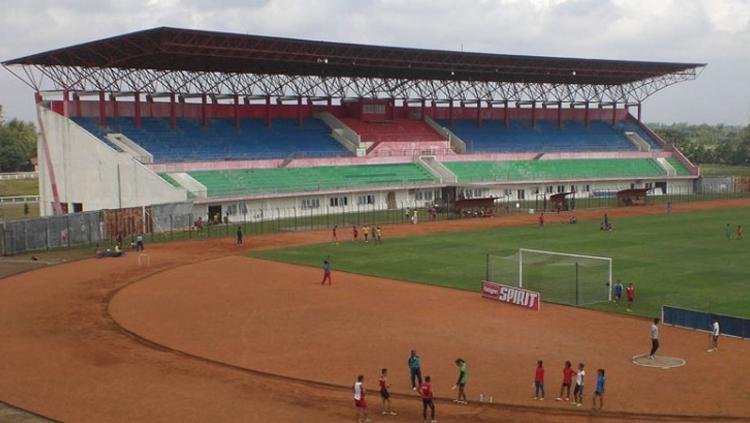 Stadion Sultan Agung. Copyright: Istimewa