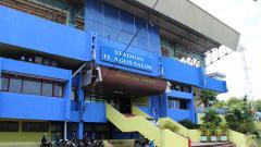 Indosport - Stadion H. Agus Salim, markas Semen Padang untuk kompetisi Shopee Liga 1 2019.