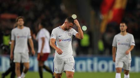 Danny Drinkwater belum pernah jadi starter untuk Chelsea - INDOSPORT