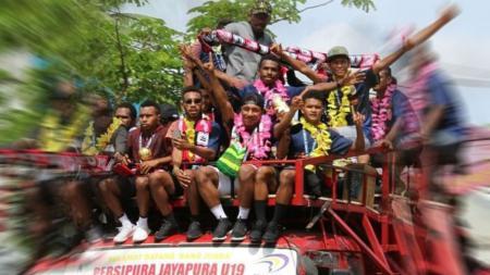 Persipura Jayapura U19 - INDOSPORT