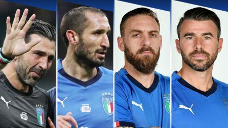 4 Pemain Pensiun dari Italia - INDOSPORT