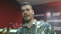 Indosport - Willem Jan Pluim perpanjang kontrak di PSM Makassar.