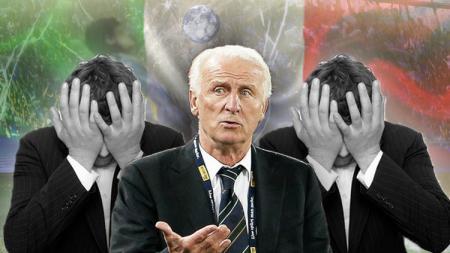 Deretan pelatih Italia, salah satunya Giovanni Trapattoni. - INDOSPORT