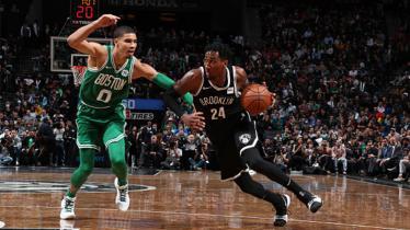 Boston Celtics vs Brooklyn Nets. - INDOSPORT