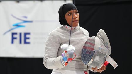 Berprestasi serta menginspirasi, para atlet wanita muslim di dunia ini begitu terkenal di negaranya dan dunia. - INDOSPORT