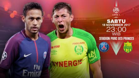 Prediksi PSG vs Nantes. - INDOSPORT