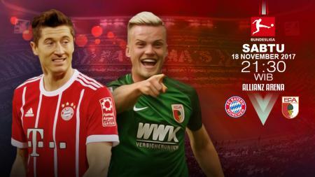 Prediksi Bayern Munchen vs Augsburg. - INDOSPORT