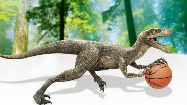 Dinosaurus. - INDOSPORT