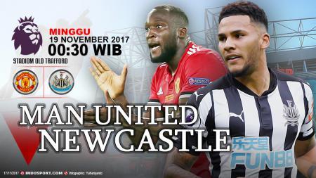 Prediksi Manchester United vs Newcastle United - INDOSPORT