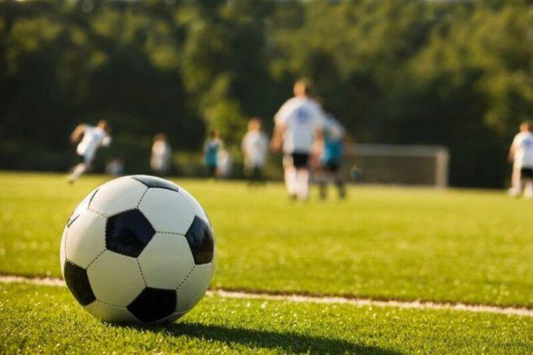 Ilustrasi sepakbola. Copyright: -